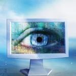 Eye on Flat Panel Monitor