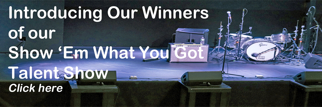 Show Em What You Got Winners | A & S Youth Productions